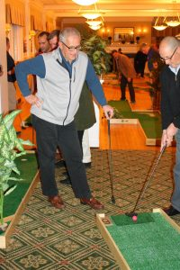 Join us at the 3rd Annual Mini-Golf Tournament on November 9th.